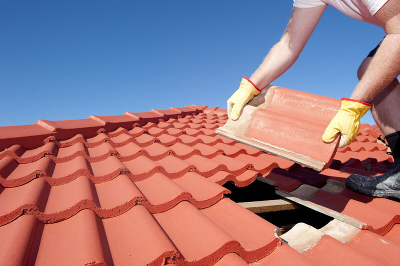 Replacement Roofing Tiles Rotherham South Yorkshire
